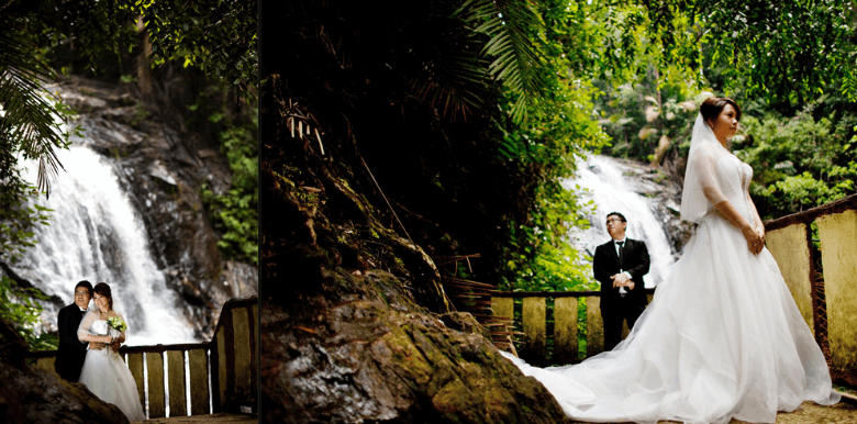 foto prewedding natural